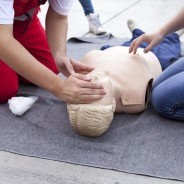First Aid Certification Training