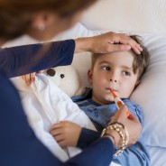 First-Aid for a Child's Fever