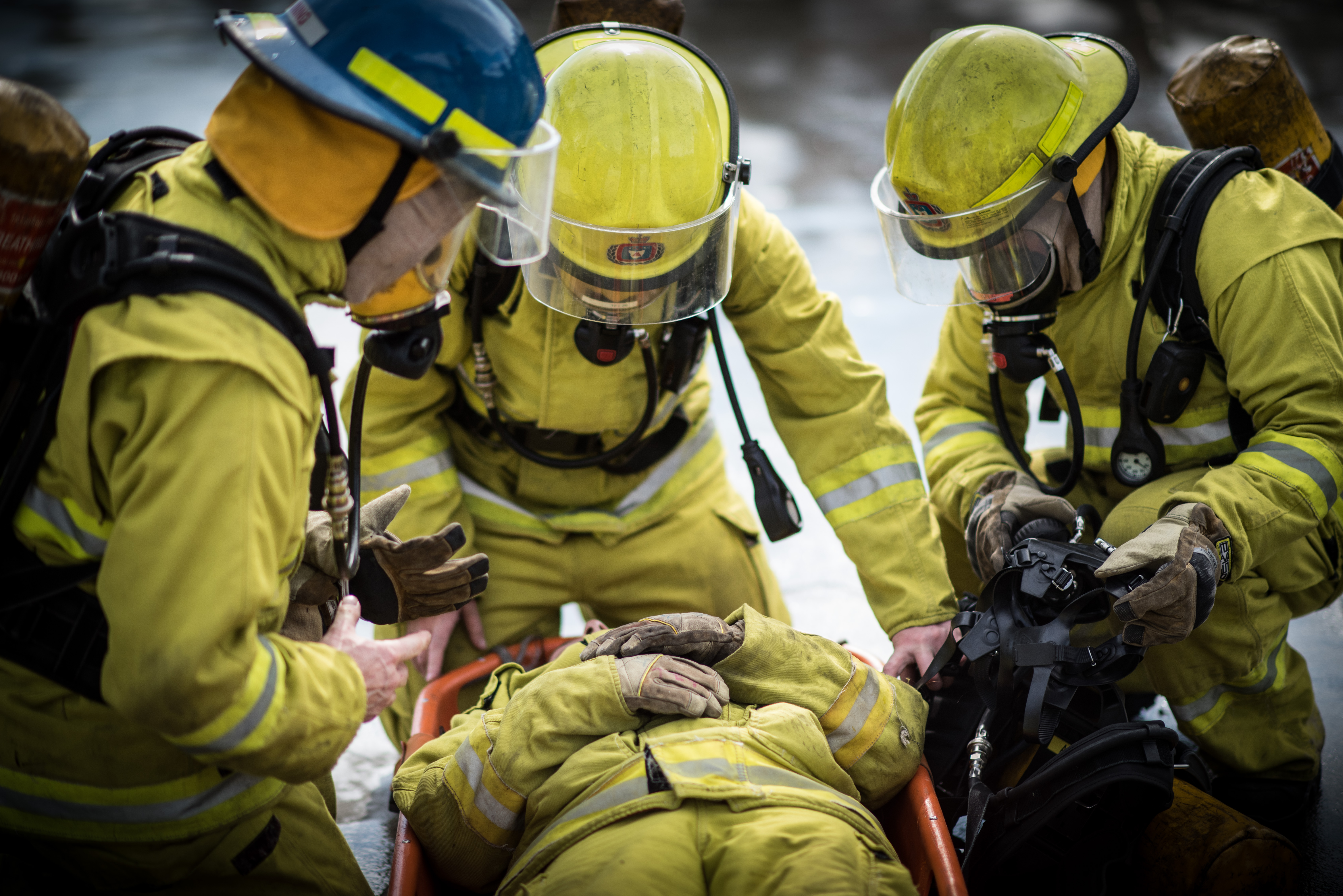 Red Cross Emergency Medical Responder Courses