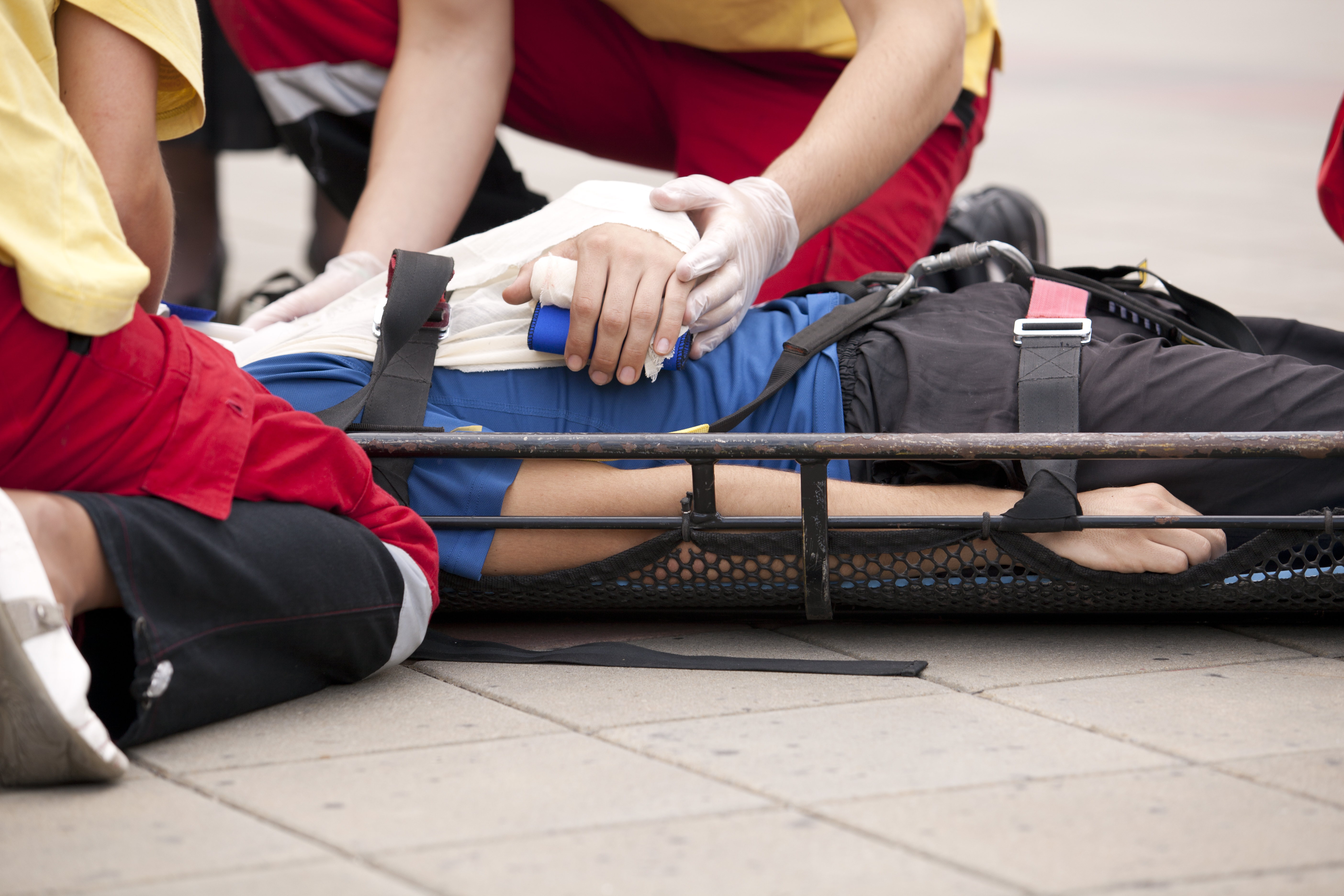 Red Cross First Responder Courses